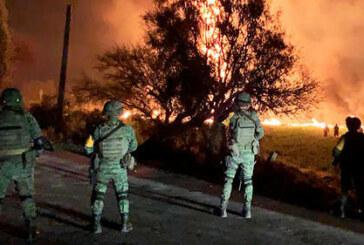 Huachicoleo – Le bilan grimpe à 109 morts dans l'incendie de l'oléoduc ! (Videos)