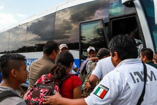 Dossier – Les flux migratoires s'intensifient au Mexique !