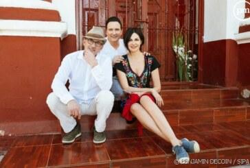 «Stars tout-terrain» – Christophe Dechavanne au Mexique pour une émission TV ! (Video)