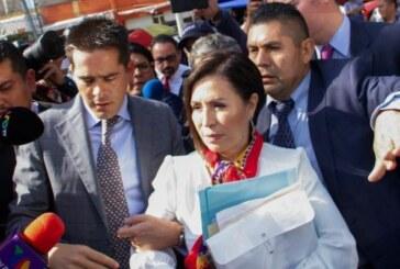 Rosario Robles placée en prison pour des accusations de corruption !