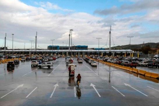 Fermeture de la frontière États-Unis/Mexique aux voyages non essentiels !