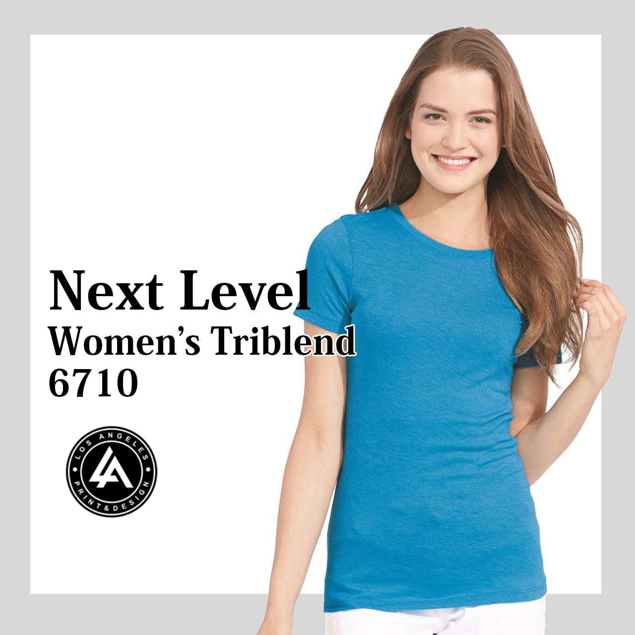 669efea2 Top 4 Blank Women's Quality T Shirts for Printing - Best Crew Neck Tees