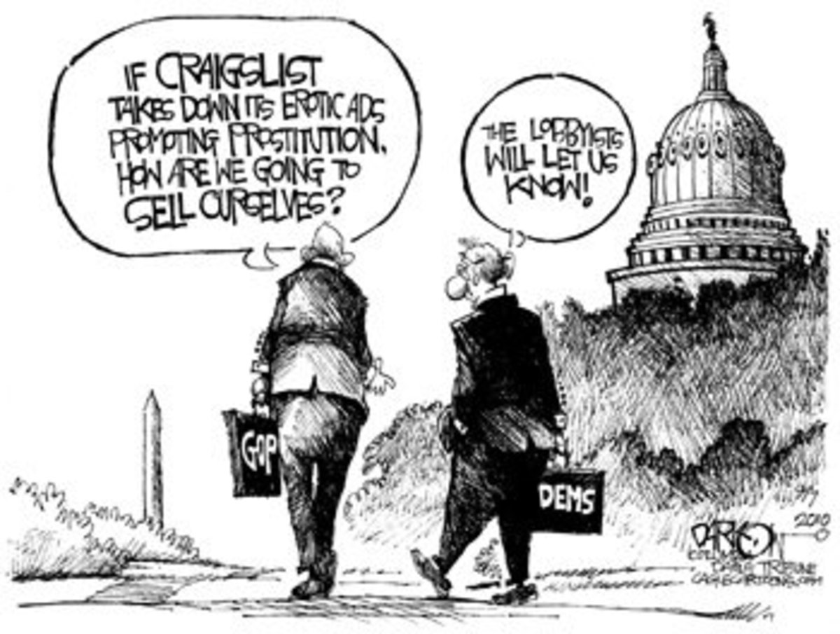 How Corporations Own Congress