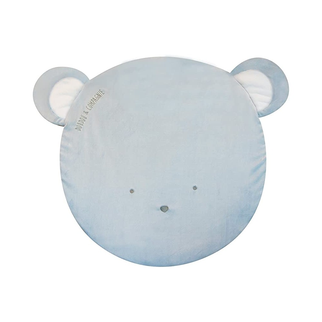 tapis d eveil tapidou ours bleu doudou et compagnie la ptite grenouille