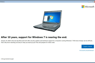 Van Windows 7 naar Windows 10