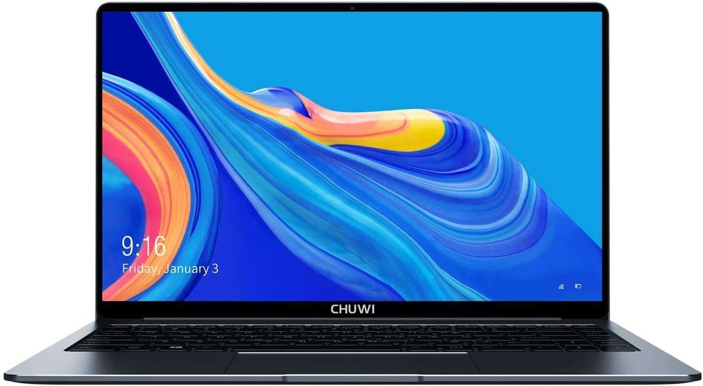 CHUWI LapBook Pro - Best Thin Laptop for middle school students