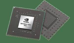NVIDIA GeForce GTX 950M (2GB GDDR5)