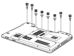 Replace Lenovo Ideapad Y460 Y560 Keyboard