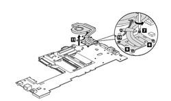 Replace Lenovo / IBM Thinkpad X220 X220I CPU Cooling Fan
