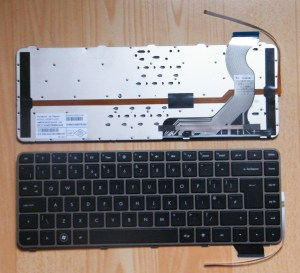 Replace HP Envy 14 141000 keyboard