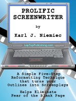Prolific Screenwriter Book