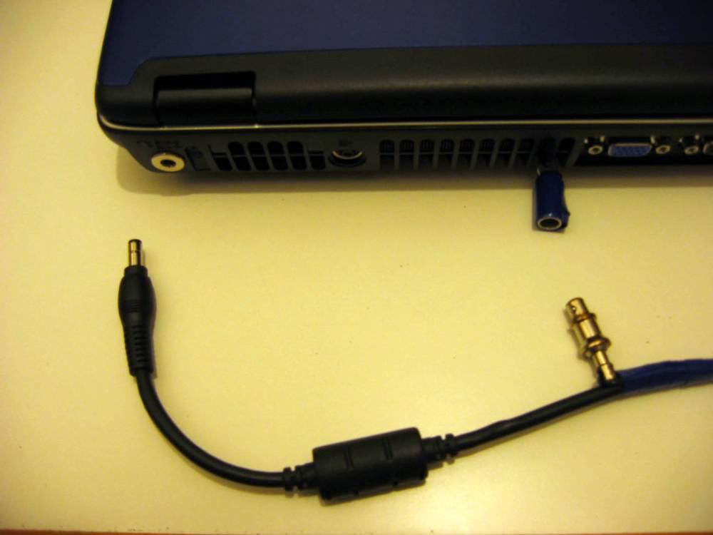 medium resolution of  power tip unplugged
