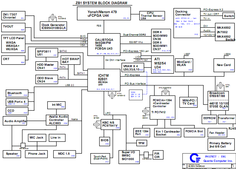 Acer circuit diagram – Page 3