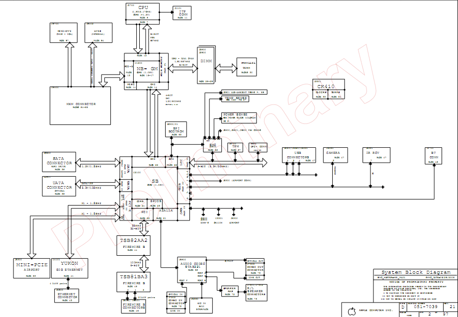 motherboard schematic pdf