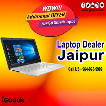 Laptop Dealer in Jaipur