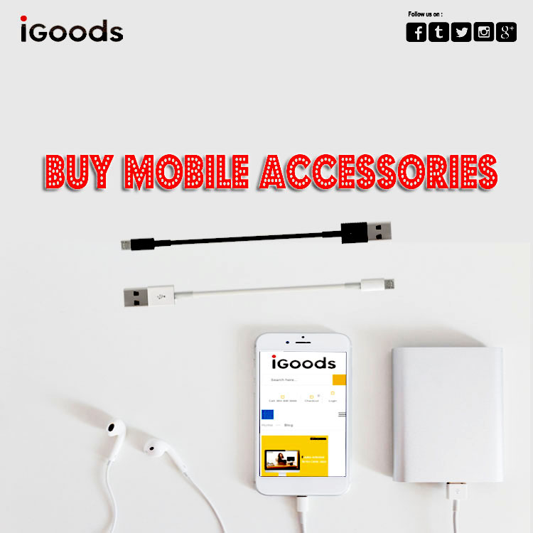Buy Mobile Accessories