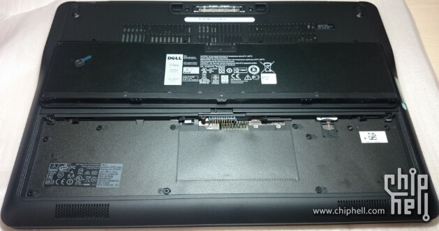 Dell Latitude E7450 SSD HDD RAM WWAN Upgrade Guide