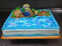 Specially Made To Order Cakes | La Puente Bakery