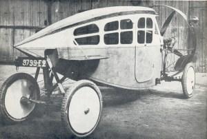 Hélica conduite intérieure 1921