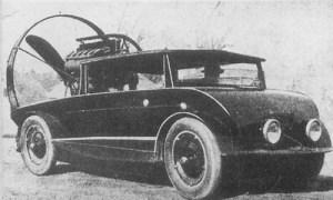 Mclaughin propeller car 1926