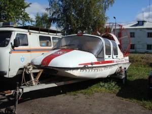 aeroslitta anfibia russa