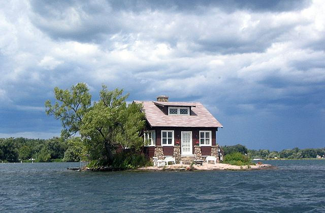 Just Enough Room - Thousand Islands