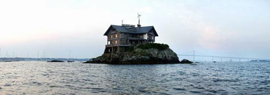 Clingstone Mansion, Rhode Island