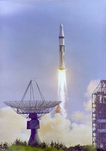338px-Apollo_7_Launch_-_GPN-2000-001171