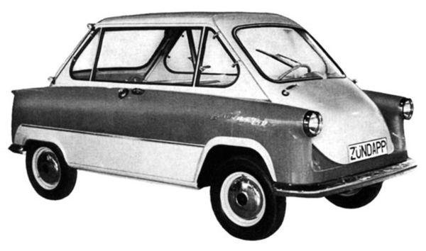 Zündapp Janus 750