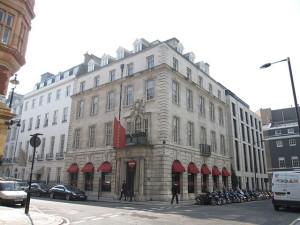 Garrard House London