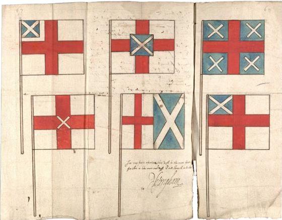 Proposte Grand Union c.a 1604