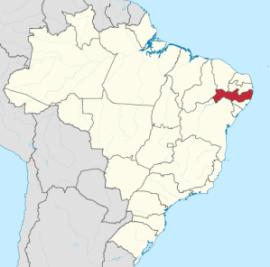 Pernambuco-Brazil (Wikimedia Commons)