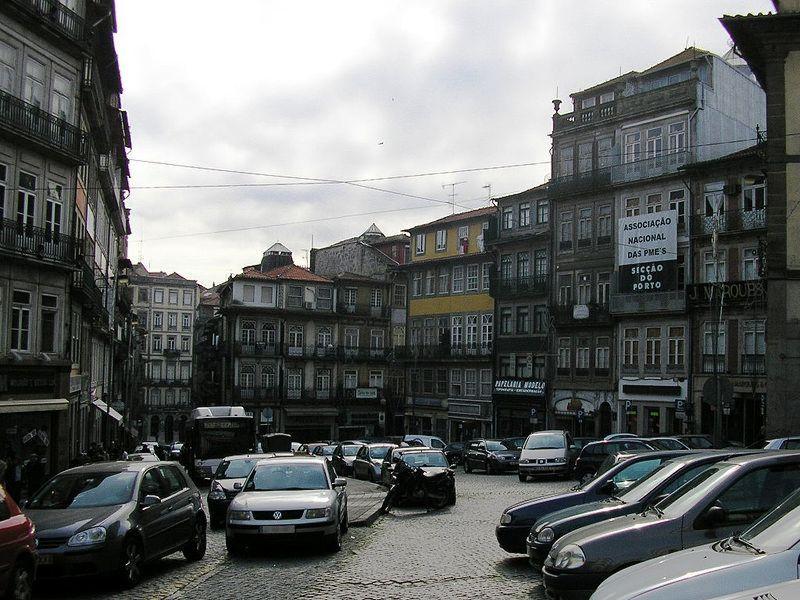 Largo Loios, Porto