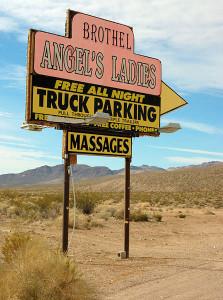 Signage_Angel's_Ladies