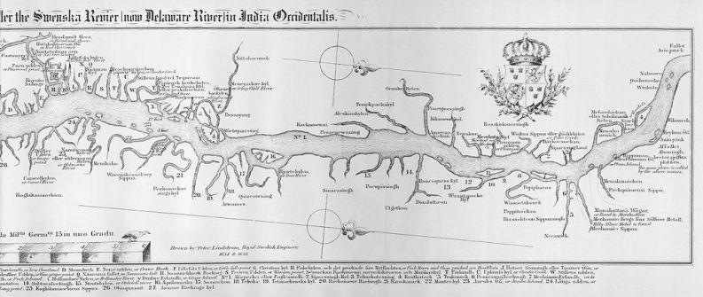 Delaware_river_chart_1655