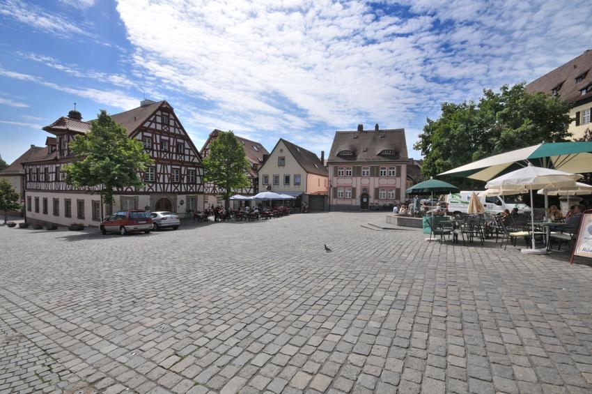 Herzogenaurach, Marktplatz