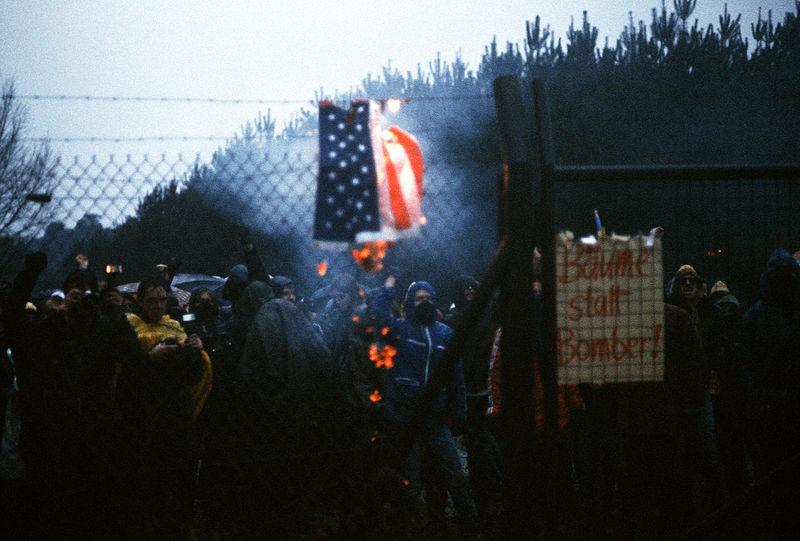 Germania, 1982: proteste di massa contro gli euromissili.