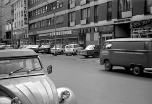 """La discoteca """"Sound"""" di Berlino nel 1974"""