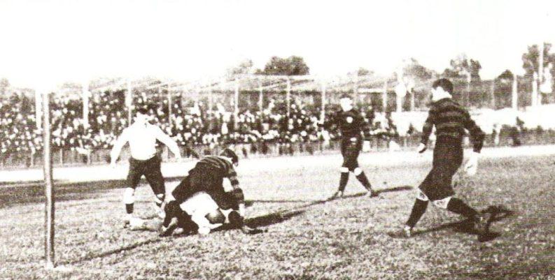 Francia Germania giochi olimpici del 1900
