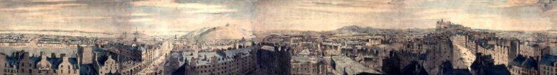 """""""Panorama"""" di Robert Barker, 1806"""