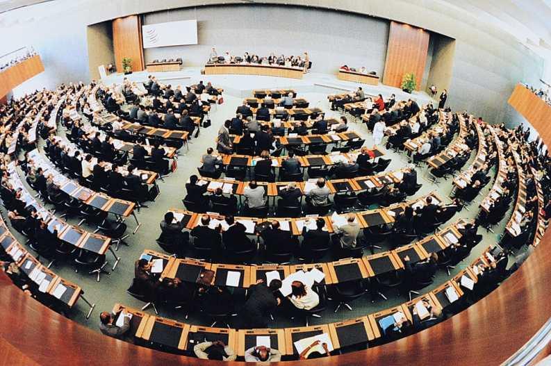 Conferenza del WTO a Ginevra