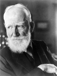 George Bernard Shaw nel 1934