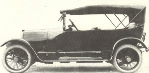Fiat Tipo 3Ter Torpedo 1912