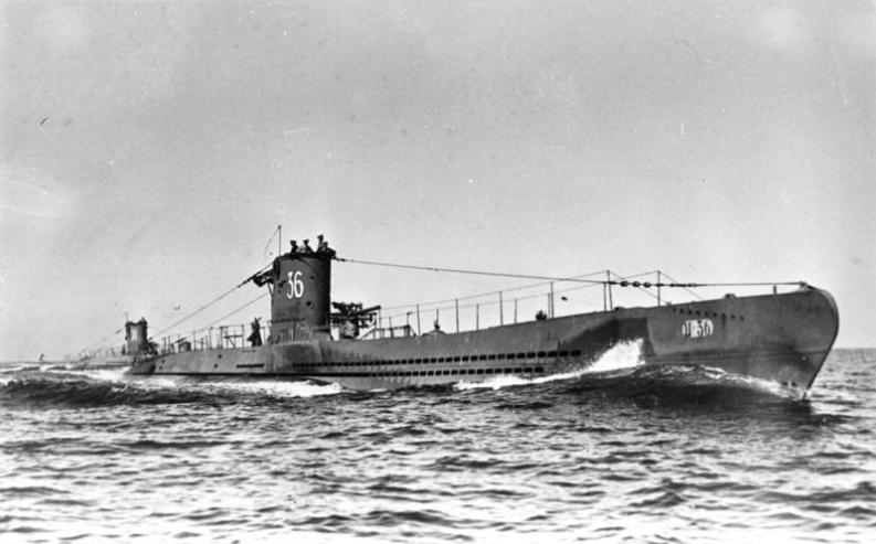 U-Boot U-36