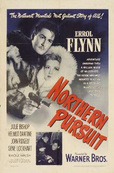Northern Pursuit (1943)