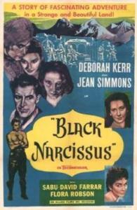 """Black narcissus"" (1947) poster"