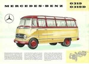Mercedes O319