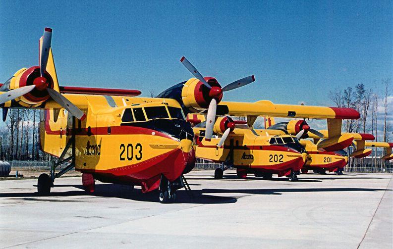 Canadair CL125