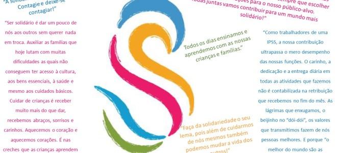 Liga dos Amigos da Quinta do Conde – Chama da Solidariedade – Workshops – Conclusões.