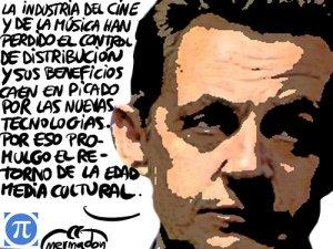 Sarkozy valedor de la industria represiva